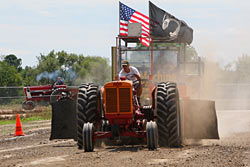 Field Days Tractor Pull