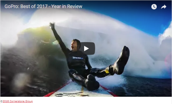 GoPro Best of 2017 Video
