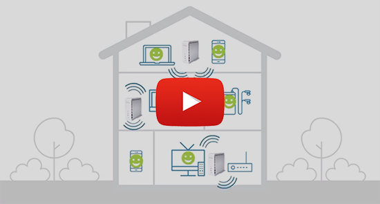 Whole Home Wi-Fi
