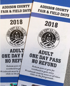 Addison Fair Tickets