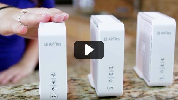 Whole Home Wi-Fi Video
