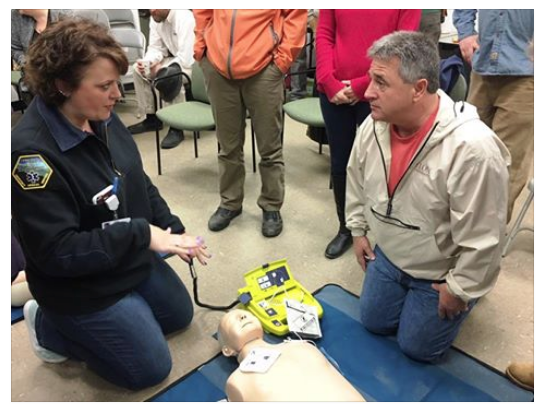 WCVT CPR Training