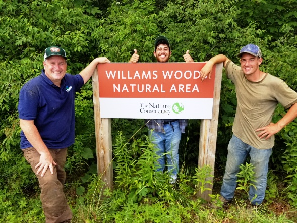 Williams Woods Community Service